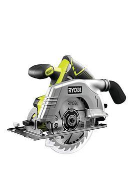 Ryobi   R18Cs-0 18V One+ Cordless 165Mm Circular Saw (Bare Tool)