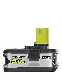 Ryobi   Rb18L50 18V One+ Lithium+ 5.0Ah Battery