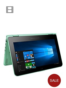hp-pavilion-x360-11-k103na-intelreg-celeronreg-4gb-ram-500gb-hard-drive-116-inch-touchscreen-2-in-1-laptop-green