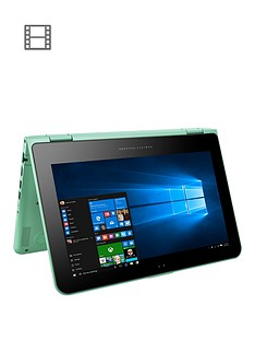 hp-pavilion-x360-11-k103na-intelreg-celeronreg-processor-4gb-ram-500gb-hard-drive-116-inch-touchscreen-2-in-1-laptop-green