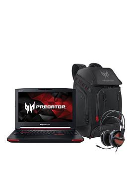 Acer Predator G9791 Intel&Reg Core&Trade I7 Processor 16Gb Ram 1Tb Hard Drive &Amp 128Gb Ssd 17.3 Inch Pc Gaming Laptop With Nvidia Gtx 970M Graphics And Free Predator Backpack And Headset