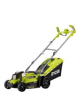 Ryobi Olm18X33H 18V One Cordless Lawnmower 33Cm Deck (Bare Tool)