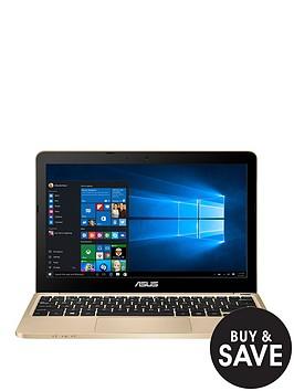 asus-e200-ha-intelregnbspatomtrade-x5-processor-2gbnbspram-32gb-ssd-hard-drive-116-inch-laptop-gold