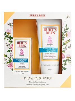 burts-bees-2-piece-intense-hydration-collection-gift-setnbspamp-free-burts-bees-naturally-gifted-bloom-bundle-offer