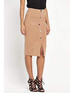 river-island-river-island-jersey-button-through-pencil-skirt