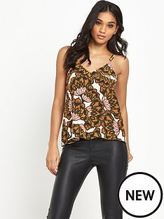 river-island-river-island-printed-cami-top