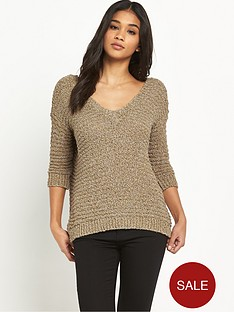 river-island-v-neck-jumper