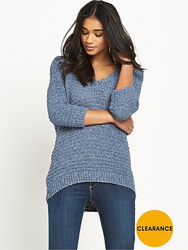 river-island-v-neck-chunky-knit-jumpernbsp