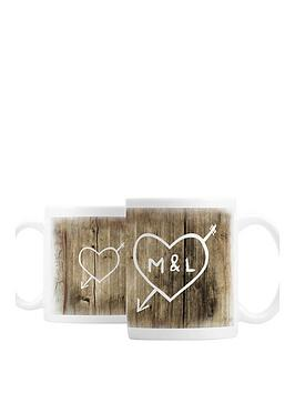 personalised-carved-initials-mug