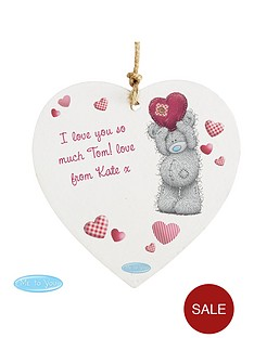 personalised-me-to-you-valentines-hanging-heart