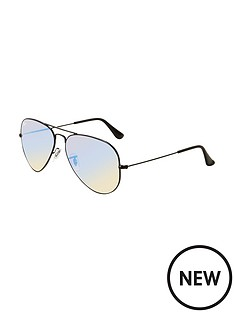 ray-ban-ombre-aviator-sunglasses