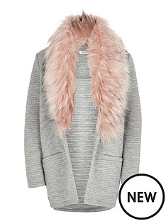 river-island-girls-ottoman-ribbed-blazer-with-faux-furnbsp