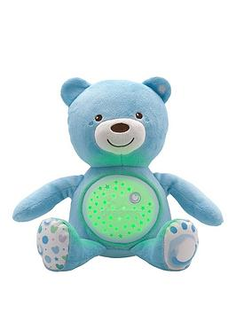 Chicco Chicco First Dreams Baby Bear Night Projector - Blue Picture