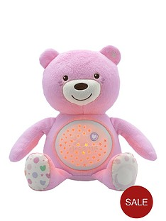 chicco-baby-bear-pink