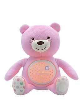 Chicco Chicco First Dreams Baby Bear Night Projector - Pink Picture