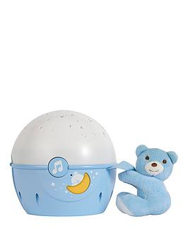 chicco-first-dreams-next2stars-light-projector-blue