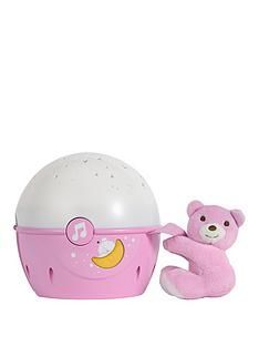 chicco-first-dreams-next2stars-light-projector-pink