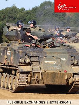 virgin-experience-days-tank-driving-taster-in-leicestershire