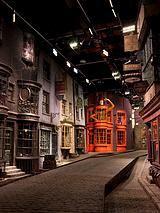 Warner Bros. Studio Tour London - The Making of Harry Potter and Afternoon Tea for Two