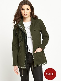 v-by-very-fringe-eyelet-military-jacket