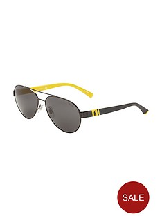 polo-ralph-lauren-yellow-arm-sunglasses