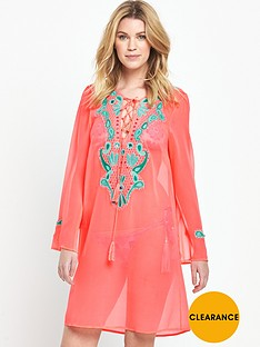 v-by-very-embellished-lace-up-kaftan