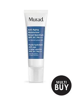 murad-free-gift-anti-aging-moisturizer-spf-30nbspamp-free-murad-age-reform-exfoliating-cleanser-200ml