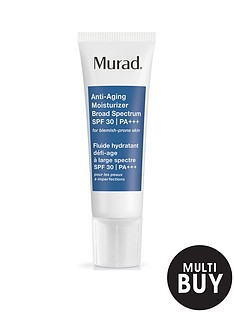 murad-free-gift-anti-aging-moisturizer-spf-30nbspamp-free-murad-skincare-set-worth-over-pound55