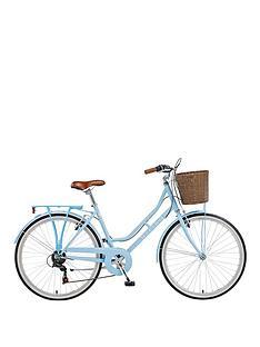 viking-belgravianbspladies-blue-heritage-bike