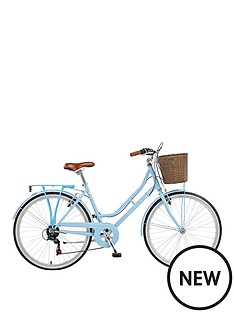 viking-viking-belgravia-ladies-blue-heritage-bike