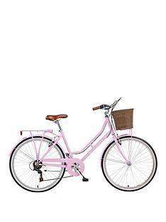 viking-belgravianbspladies-pink-heritage-bike