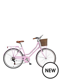 viking-viking-belgravia-ladies-pink-heritage-bike