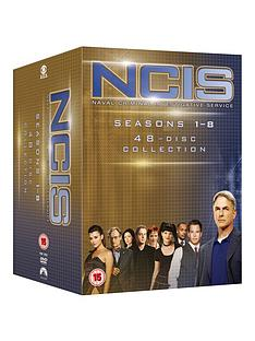 ncis-seasons-1-8-dvdnbsp