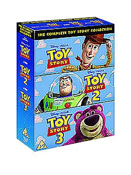Disney Toy Story 13  Collection DVD