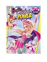 In Princess Power DVD