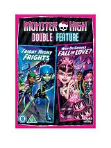 Monster High: Why Do Ghouls Fall In Love/ Friday Night Frights