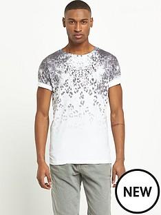 river-island-leopard-faded-print-short-sleeve-tshirt