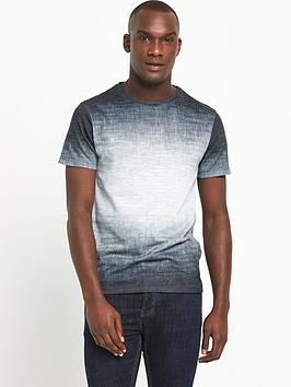 river-island-textured-faded-print-short-sleevenbspt-shirt