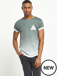 river-island-faded-print-short-sleeve-tshirt