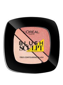 loreal-paris-infallible-face-blush-trio-nude-beige-30g