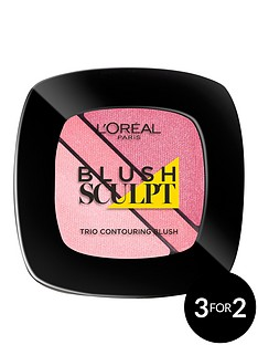 loreal-paris-l039oreal-paris-infallible-blush-trio-soft-rosy-30g