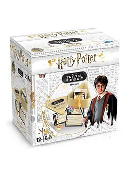 Harry Potter Trivial Pursuit  Harry Potter