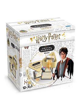 Harry Potter   Trivial Pursuit Quiz Game &Ndash; Bitesize Edition