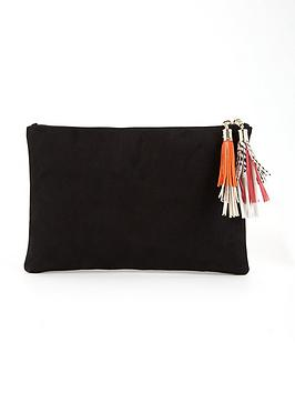 v-by-very-double-tassel-clutch