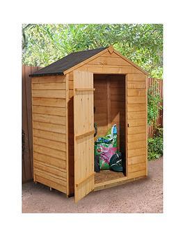 forest-5x3ft-value-overlap-apex-single-door-starter-shed