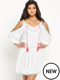v-by-very-cold-shoulder-embellished-beach-dress