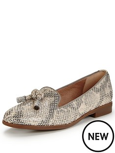 moda-in-pelle-enola-snake-loafer