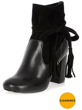 river-island-material-mix-wrap-ankle-boots