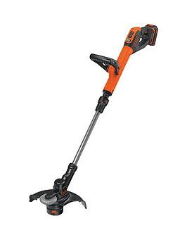 Black & Decker Black & Decker Stc1820Pc-Gb 18V Lithium Ion Strimmer Picture