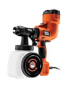 Black & Decker Hvlp200Gb 400W Handheld Fence Paint Sprayer